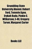Grambling State University Alumni: Robert Ford