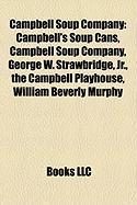 Campbell Soup Company: Campbell's Soup Cans