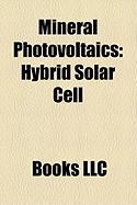 Mineral Photovoltaics: Hybrid Solar Cell