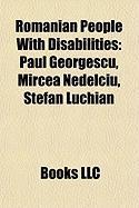 Romanian People with Disabilities: Paul Georgescu