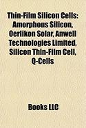 Thin-Film Silicon Cells: Oerlikon Solar