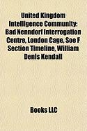United Kingdom Intelligence Community: Bad Nenndorf Interrogation Centre
