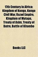 17th Century in Africa: Kingdom of Kongo
