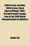 2009 in Iraq: Iraq War
