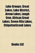 Lake Groups: Great Lakes