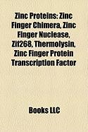 Zinc Proteins: Zinc Finger Chimera