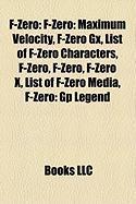 F-Zero: F-Zero Gx