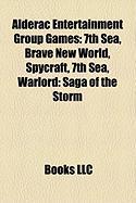 Alderac Entertainment Group Games: 7th Sea