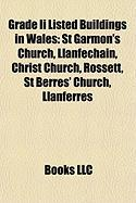 Grade II Listed Buildings in Wales: St Garmon's Church, Llanfechain