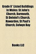 Grade II* Listed Buildings in Wales: St John's Church, Barmouth
