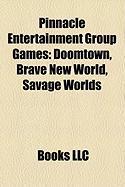 Pinnacle Entertainment Group Games: Doomtown