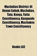 Machakos District: Ol Donyo Sabuk