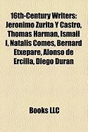 16th-Century Writers: Thomas Harman