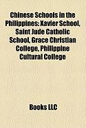 Chinese Schools in the Philippines: Xavier School