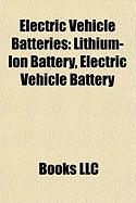 Electric Vehicle Batteries: Lithium-Ion Battery