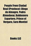 People from Ciudad Real (Province): Pedro Almodovar