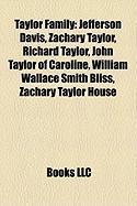 Taylor Family: Zachary Taylor