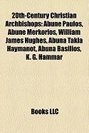 20th-Century Christian Archbishops: Abune Paulos