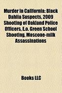 Murder in California: Black Dahlia Suspects