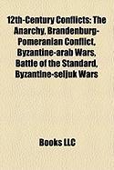 12th-Century Conflicts: Brandenburg-Pomeranian Conflict