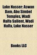 Lake Nasser: Aswan Dam