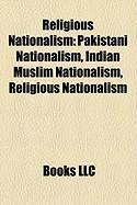 Religious Nationalism: Pakistani Nationalism