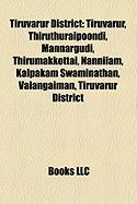 Tiruvarur District: Tiruvarur