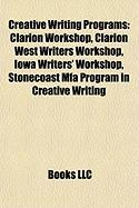 Creative Writing Programs: Clarion West Writers Workshop