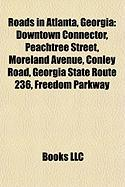 Roads in Atlanta, Georgia: Downtown Connector
