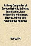 Railway Companies of Greece: Hellenic Railways Organisation
