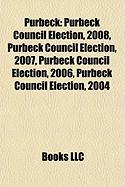 Purbeck: Purbeck Council Election, 2008