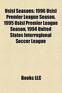 Usisl Seasons: 1996 Usisl Premier League Season