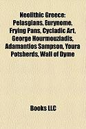 Neolithic Greece: Pelasgians