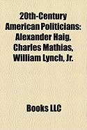 20th-Century American Politicians: Charles Mathias
