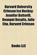 Harvard University Crimson Ice Hockey: Jennifer Botterill