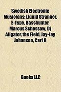 Swedish Electronic Musicians: Liquid Stranger