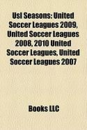 Usl Seasons: United Soccer Leagues 2009