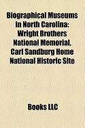 Biographical Museums in North Carolina: Wright Brothers National Memorial