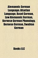 Alemannic German Language: Basel German