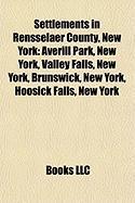 Settlements in Rensselaer County, New York: Brunswick, New York