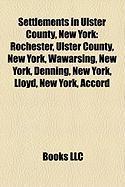 Settlements in Ulster County, New York: Woodstock, New York