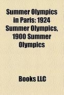 Summer Olympics in Paris: 1900 Summer Olympics