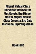 Miguel Malvar Class Corvettes: USS Shelter