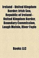 Ireland - United Kingdom Border: Irish Sea