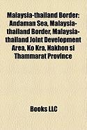 Malaysia-Thailand Border: Irish Sea