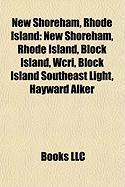 New Shoreham, Rhode Island: Block Island