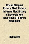 African Diaspora History: Black History in Puerto Rico