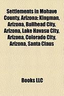 Settlements in Mohave County, Arizona: Santa Claus, Arizona