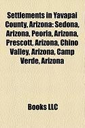 Settlements in Yavapai County, Arizona: Peoria, Arizona