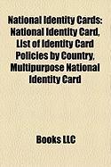National Identity Cards: National Identity Card